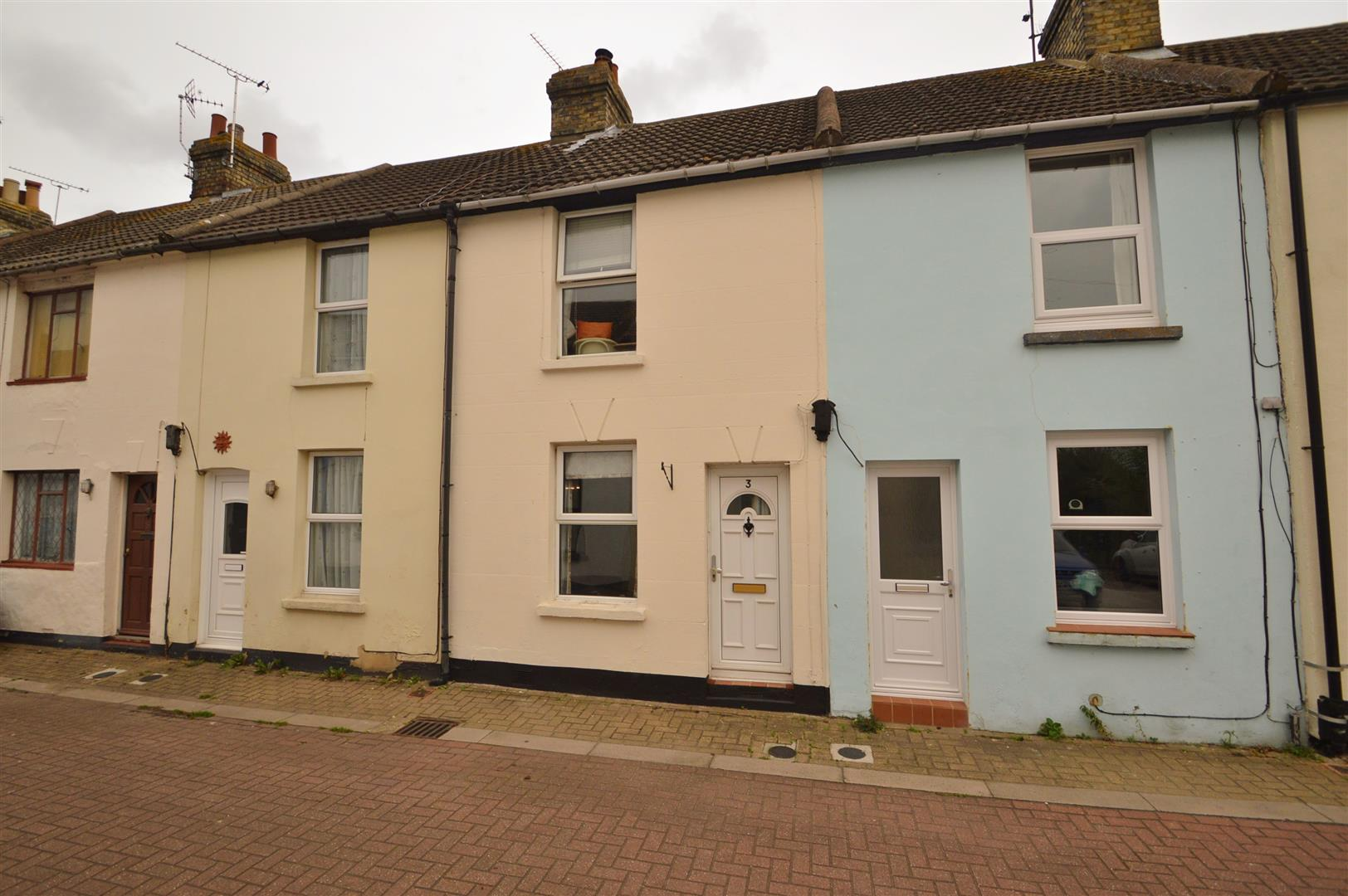 2 Bedrooms Terraced House for sale in Castle Street, Wouldham